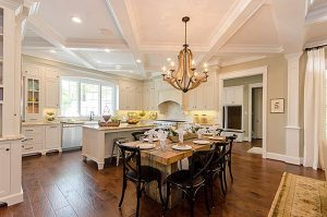 Southern Living Model Home Kitchen