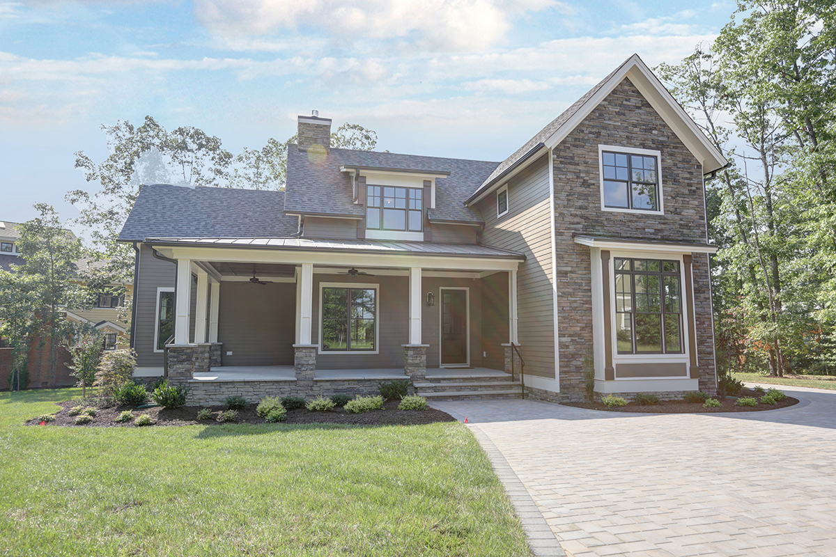 Beedon Home Curb Appeal
